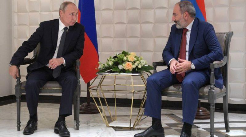 Военно-политическое сотрудничество остаётся для Москвы и Еревана приоритетом