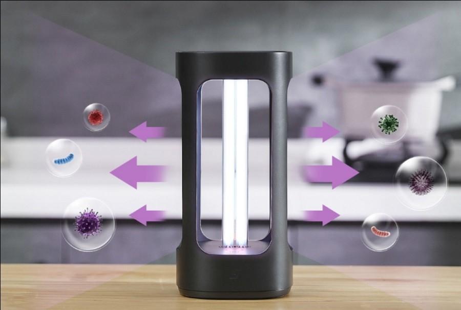 Xiaomi выпустила умную бактерицидную лампу