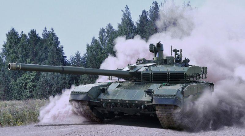 Т-90М сыграет важную роль в обновлении танковых войск