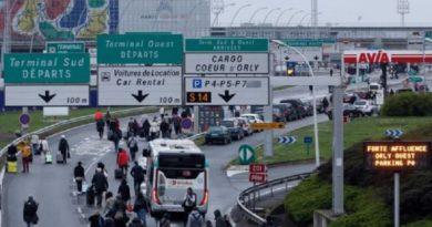 Аэропорты Парижа: как добраться до центра города