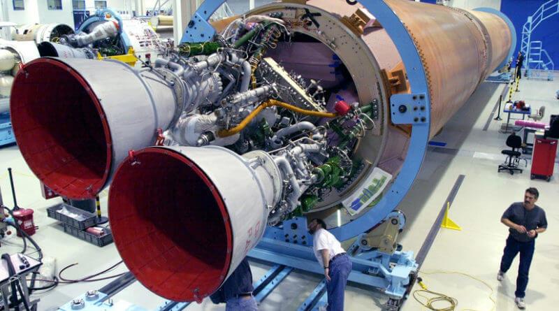 В США заявили о невозможности заменить российский ракетный двигатель РД-180 до 2030 года