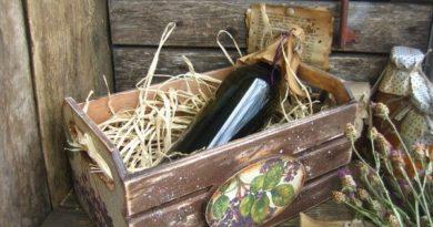 Домашнее вино из хурмы