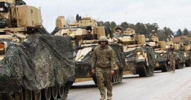 Зачем НАТО отрабатывает переброску войск в Восточную Европу