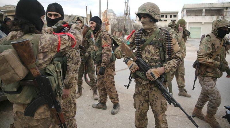 Идлибский излом: использует ли Турция в Сирии свою прокси-армию