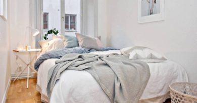 Как правильно расположить кровать в спальне?