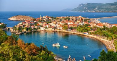 Краткая характеристика пляжей Турции по районам