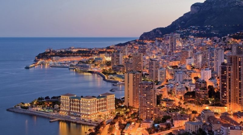 Монако — страна миллиардеров