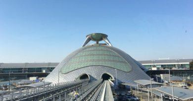 Невероятные аэропорты, в которые точно захочется вернуться