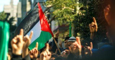 Палестина заявила о прекращении любых отношений с США и Израилем