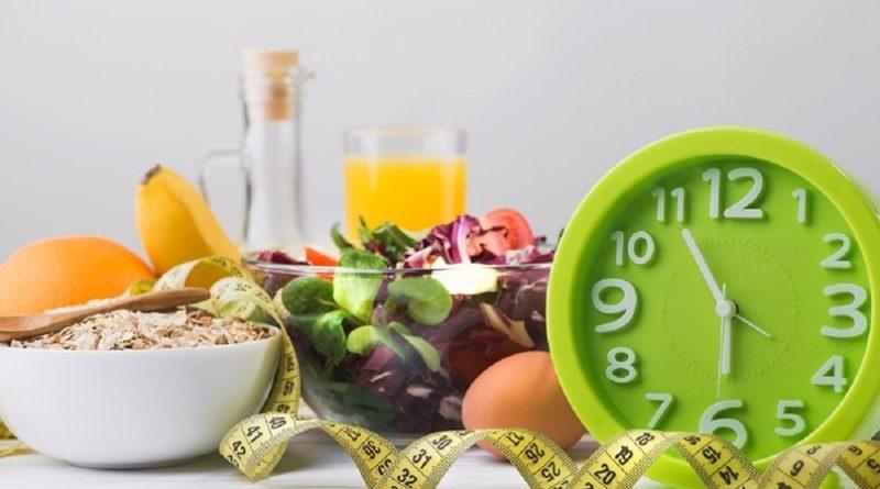 Схема питания для тех, кто хочет избавиться от лишнего веса