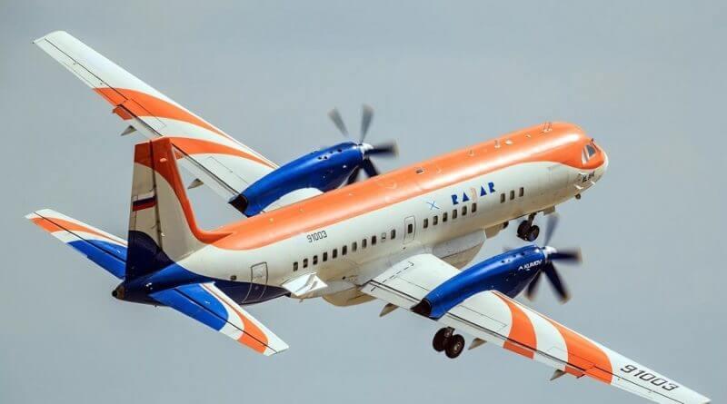 Эксперт назвал главное преимущество Ил-114-300