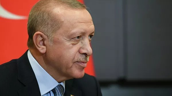 Эрдоган призвал Путина оказать давление на Асада