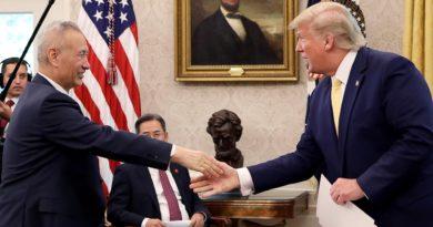 Вирус создаёт летальную угрозу американо-китайскому торговому соглашению
