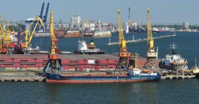 Прибалтийские порты теряют российские деньги