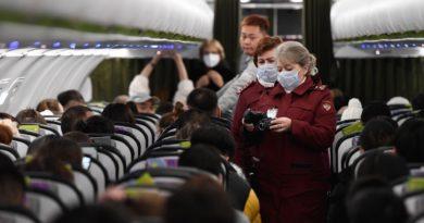 Эвакуация россиян из китайской провинции Хубэй завершилась