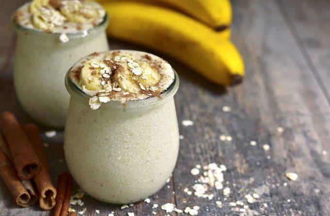 Банановый пудинг: простой рецепт