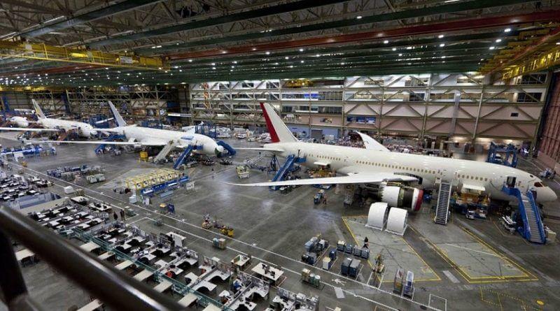 Boeing перестала продавать самолеты
