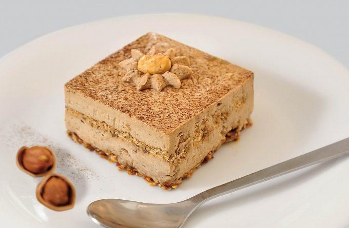 Десерт «Ореховое наслаждение»