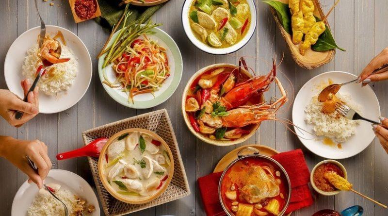 Гид по тайской кухне