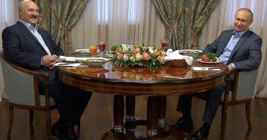 В Сочи стартовали российско-белорусские переговоры