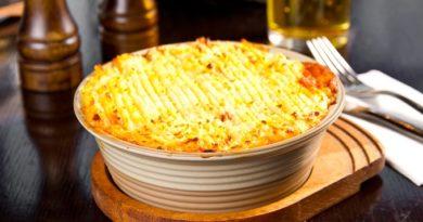 Секреты валлийской кухни: запеканка из яиц со сливочным картофелем и луком-пореем