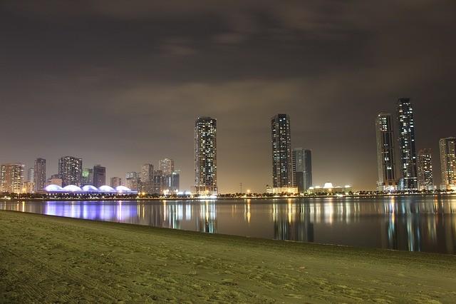 5 отелей Шарджи на береговой линии