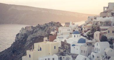 6 самых известных курортов Греции