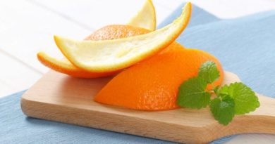 Апельсиновые корки против вредителей в саду