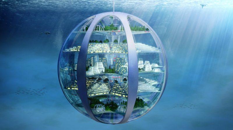 Этот плавучий город может кардинально изменить жизнь на нашей планете