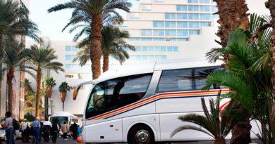 Как добраться из аэропорта до курортов Израиля