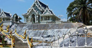 Краби-таун – популярный среди туристов город Таиланда
