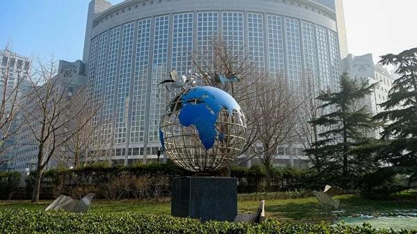 МИД Китая отверг протест на заявления о завозе COVID-19 военными США