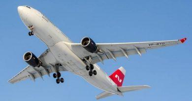 Ограничение на полеты из России в США и обратно