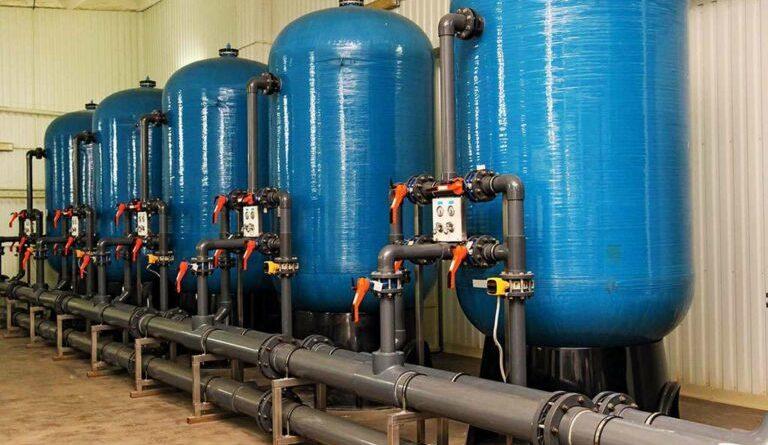 Передовые технологии очистки воды на нефтеперерабатывающих заводах