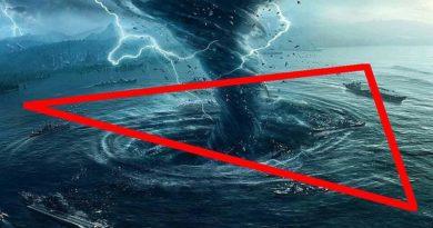 Почему Бермудского треугольника все боятся?
