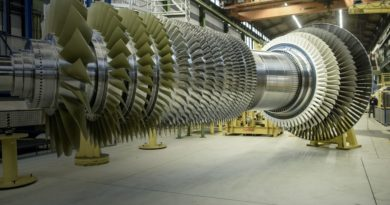 Санкции научат Россию делать мощные турбины