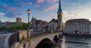 Швейцария закрывает свои границы