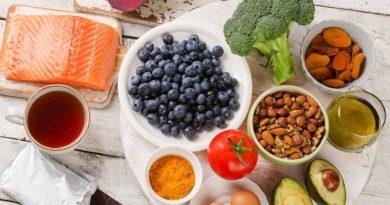 ТОП-10 продуктов, которые любит Ваш мозг