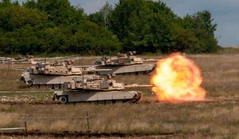 """В Польше обсуждают возможность покупки танков """"Abrams"""" для укрепления армии"""