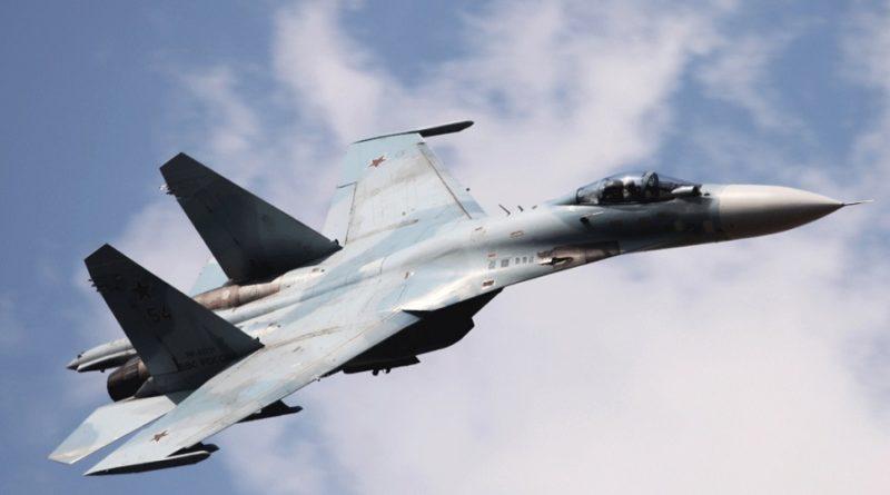 В районе крушения Су-27 зафиксировали сигнал радиобуя