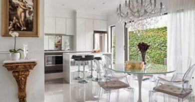 5 причин полюбить прозрачную мебель