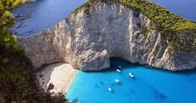 9 красивейших пляжей Греции для отдыха на море