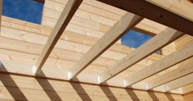 Что такое деревянные перекрытия