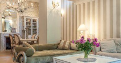 Гостиная во французском стиле: 7 советов по оформлению