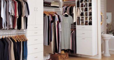 Идеальная гардеробная — как избежать ошибок по обустройству