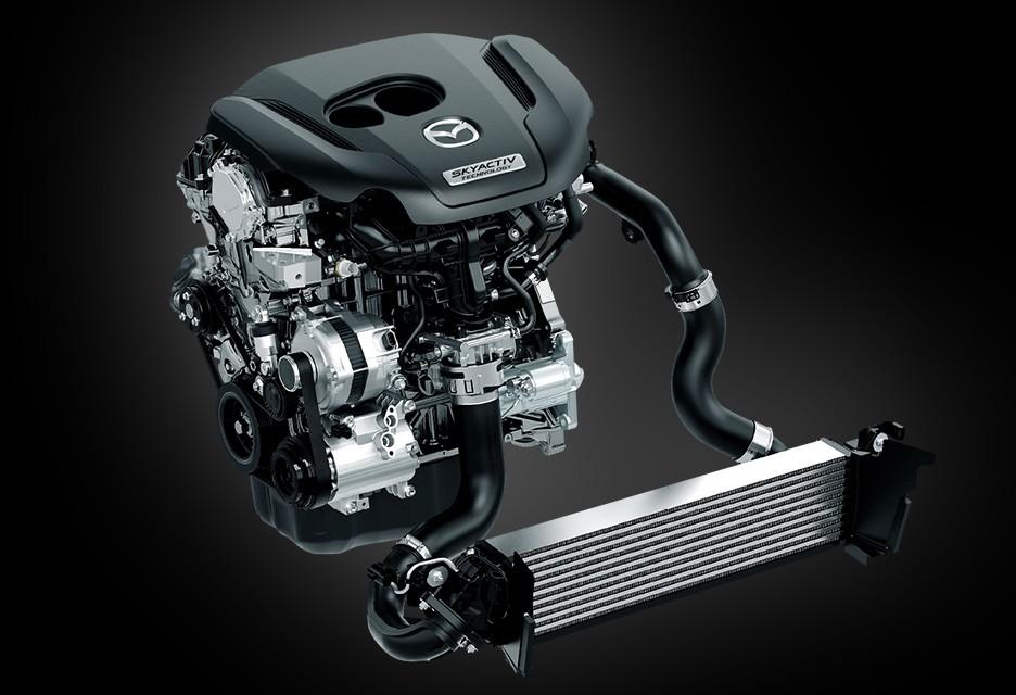 Инженеры Mazda изобрели новый двигатель