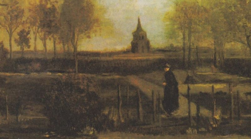 Из музея в Нидерландах похищена картина Ван Гога