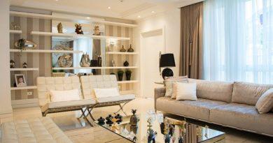 Как оформить уютную гостиную. 10 советов