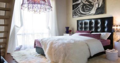 Как улучшить атмосферу в спальне