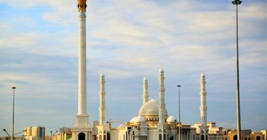 Казахстан продлевает режим ЧП до 11.05.2020 года
